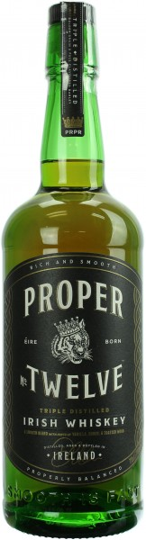 Proper No. Twelve - Conor McGregor 40.0% 0,7l