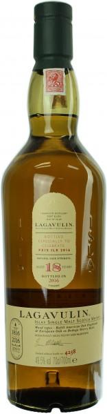 Lagavulin 18 Jahre Feis Ile 2016