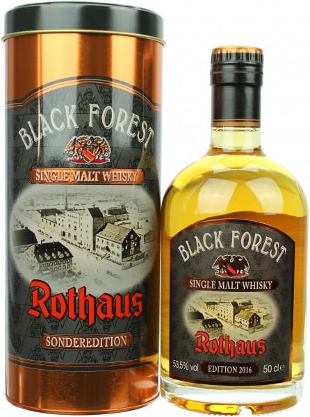 Rothaus Black Forest Highland Cask Finish Edition 2016