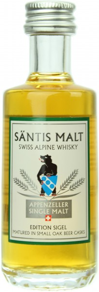 Miniatur Säntis Edition Sigel (Schweiz) 40.0% 0,05l