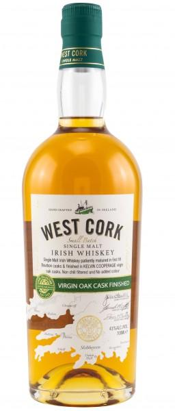 West Cork Virgin Oak Cask Finish