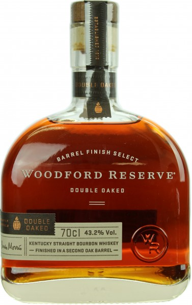 Woodford Reserve Double Oaked 43.2% 0,7l
