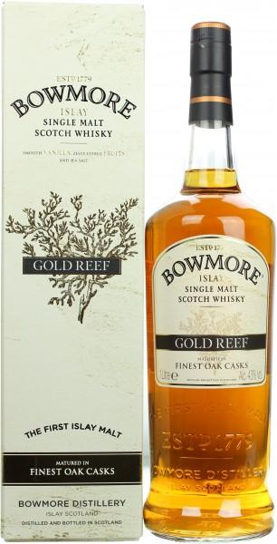 Bowmore Gold Reef 1 Liter